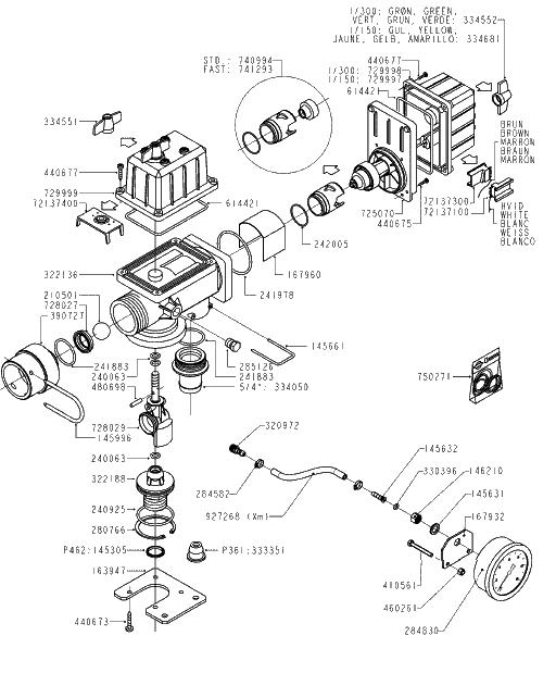 hardi electric control unit ec divided sparesShop Manual Electric Sprayer Controls Hardi Electric Controls #11